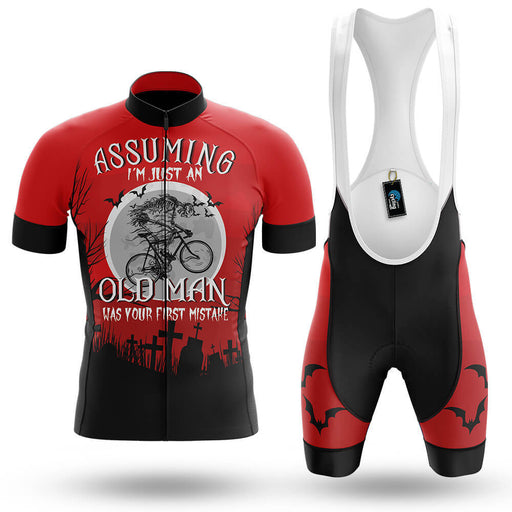 Assuming Old Man - Men's Cycling Kit - Global Cycling Gear