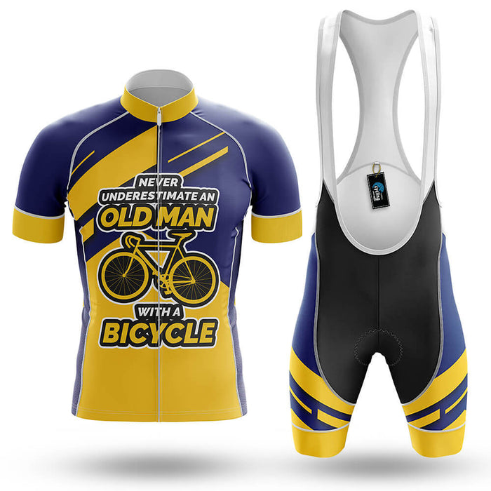 Old Man Men's Cycling Kit