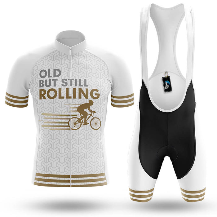 Old But Still Rolling V2  - Men's Cycling Kit