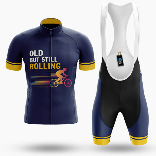 Old But Still Rolling  - Men's Cycling Kit - Global Cycling Gear