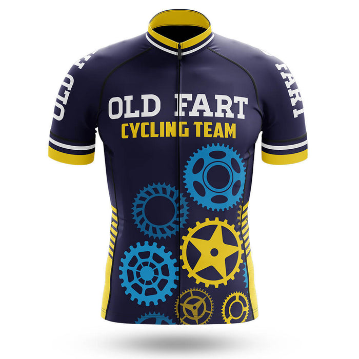 Old Fart Cycling Team - Men's Cycling Kit - Global Cycling Gear
