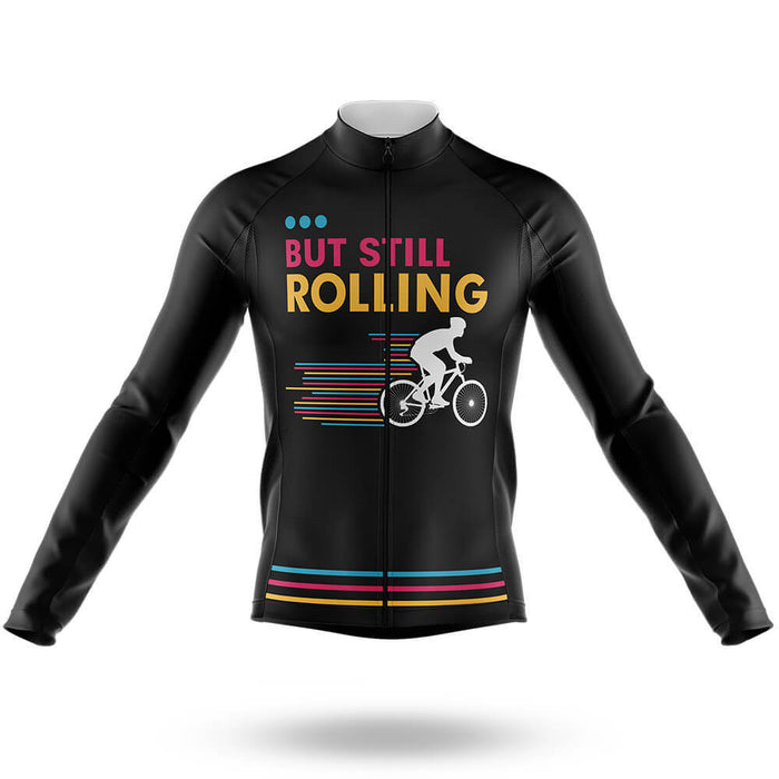 ... But Still Rolling - Men's Cycling Kit