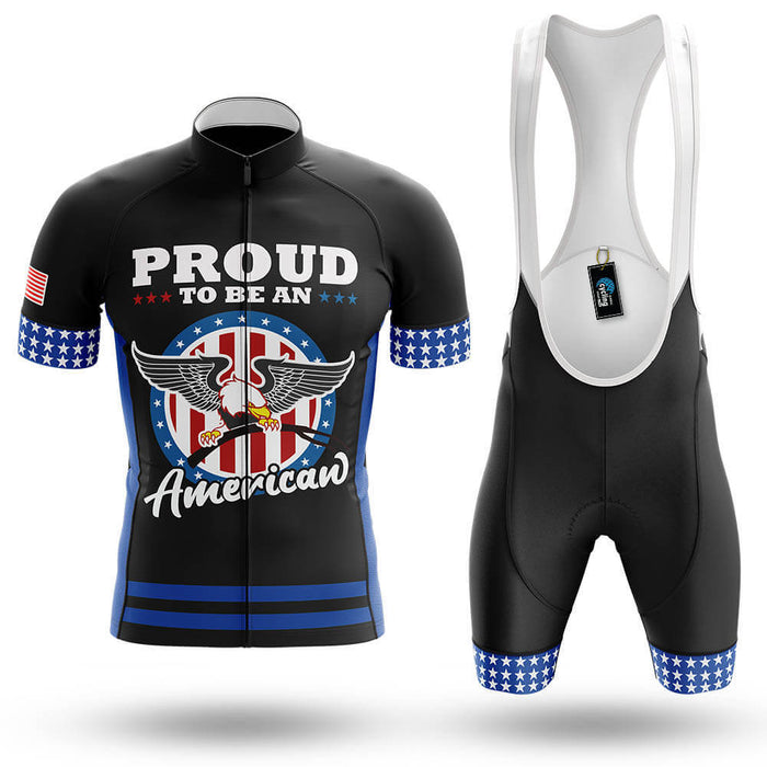 Proud To Be An American - Men's Cycling Kit