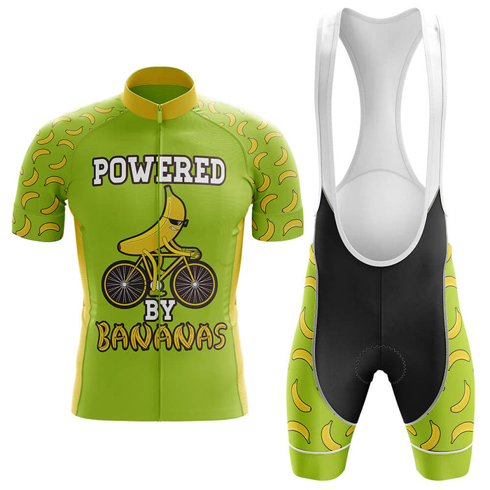 Powered By Bananas - Men's Cycling Kit - Global Cycling Gear