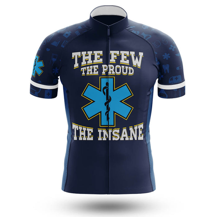 EMS - The Few The Proud - Men's Cycling Kit - Global Cycling Gear