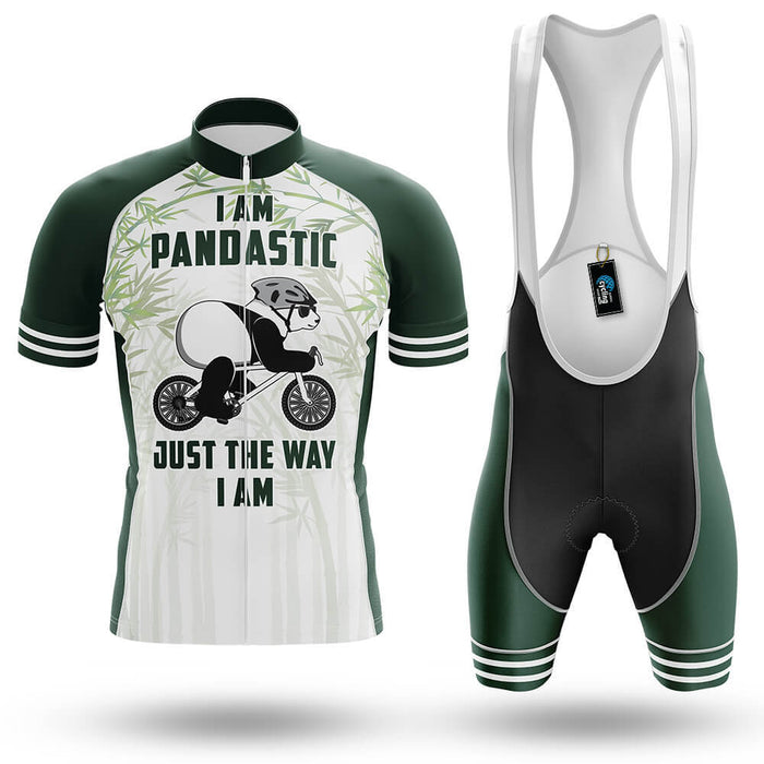 I Am Pandastic - Men's Cycling Kit