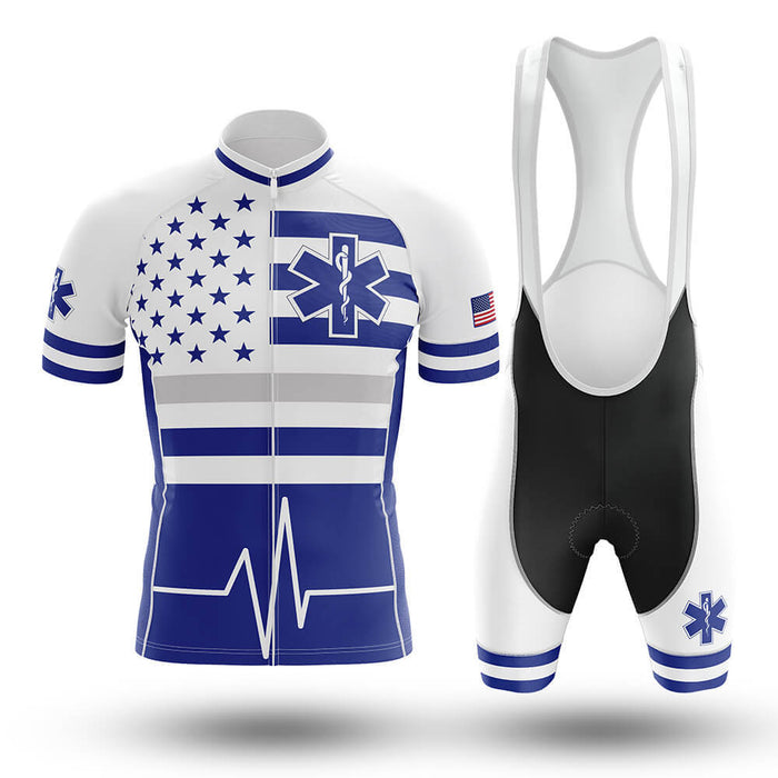 Thin White Line - Men's Cycling Kit - Global Cycling Gear