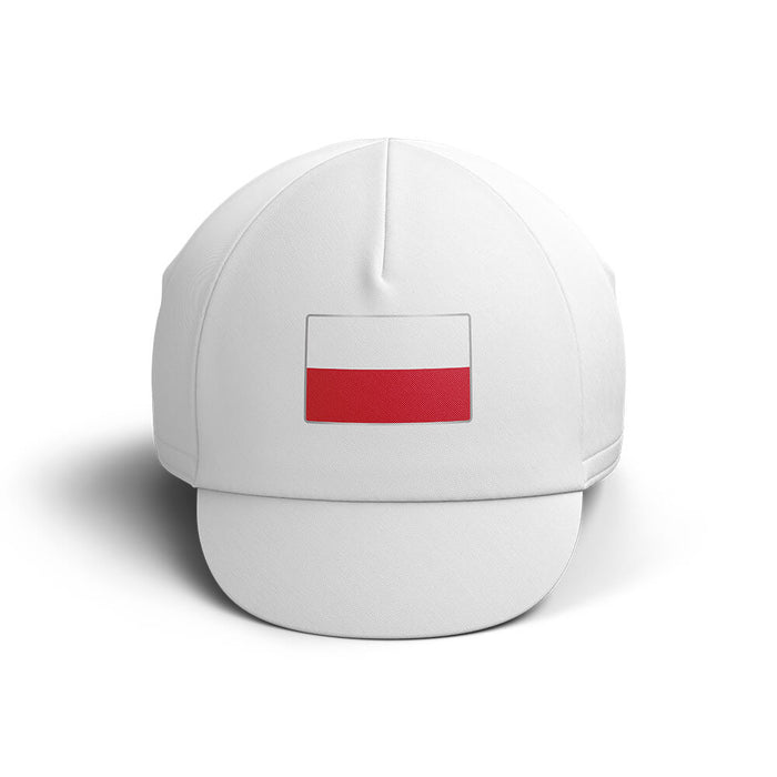 Poland Cycling Cap V4 - Global Cycling Gear