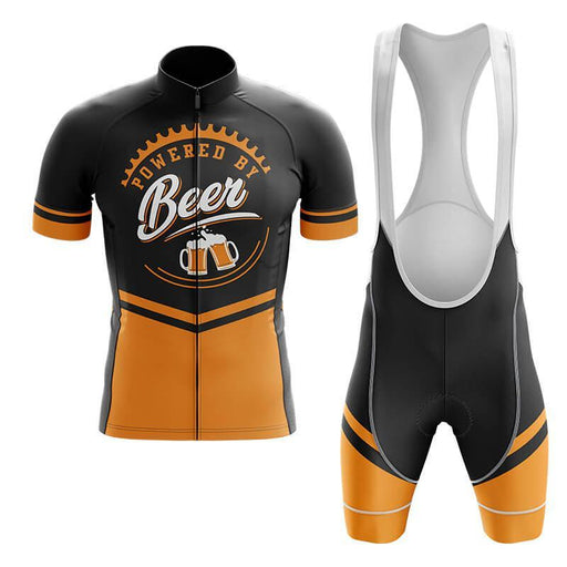 Powered By Beer - Men's Cycling Kit - Global Cycling Gear