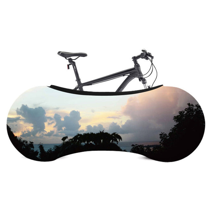 Awesome Scenery Bicycle Cover - Global Cycling Gear