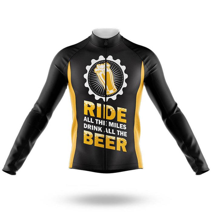 Ride All The Miles - Men's Cycling Kit
