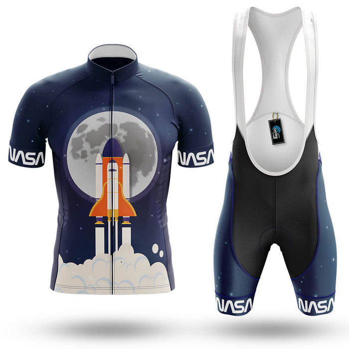NASA V4 - Men's Cycling Kit