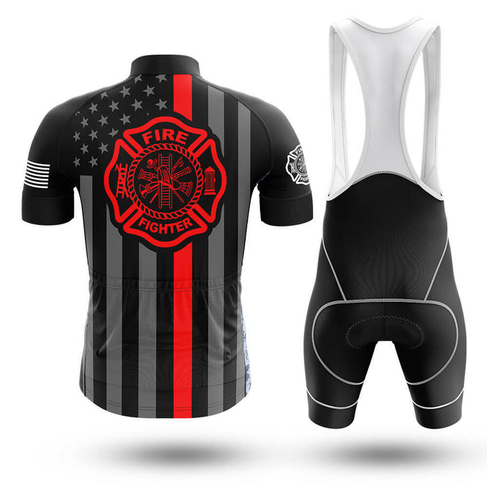 Thin Red Line V2 - Men's Cycling Kit - Global Cycling Gear