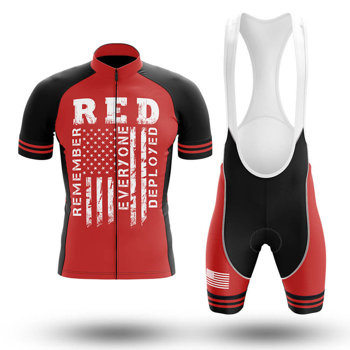 Red Friday - Men's Cycling Kit - Global Cycling Gear