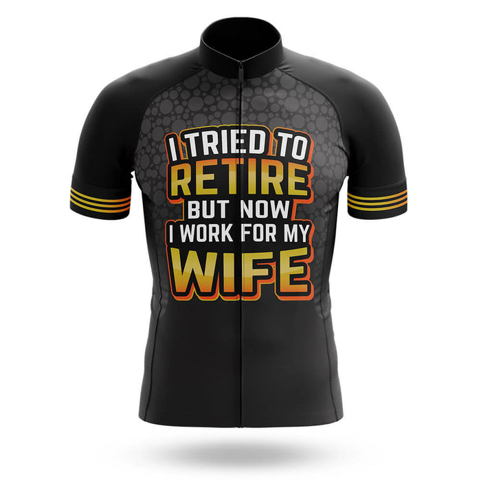 I Tried To Retire- Men's Cycling Kit - Global Cycling Gear