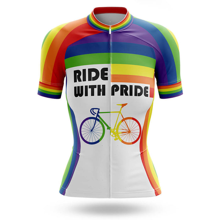 Ride With Pride - Women - Cycling Kit