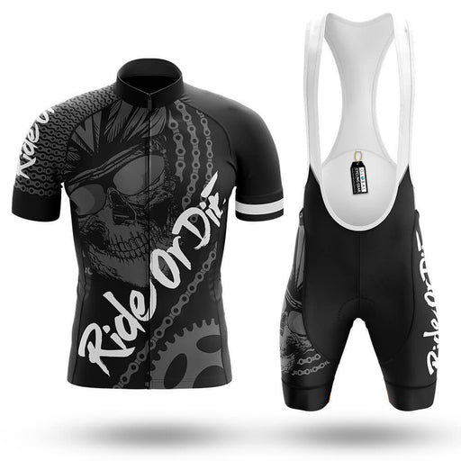 Ride Or Die V4 - Men's Cycling Kit - Global Cycling Gear