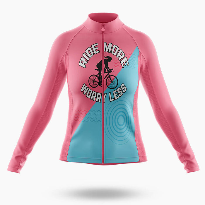 Ride More - Women's Cycling Kit