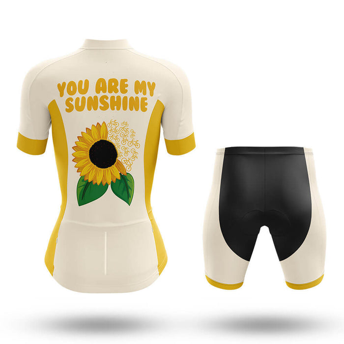 Cycling Sunshine - Women's  Cycling Kit - Global Cycling Gear