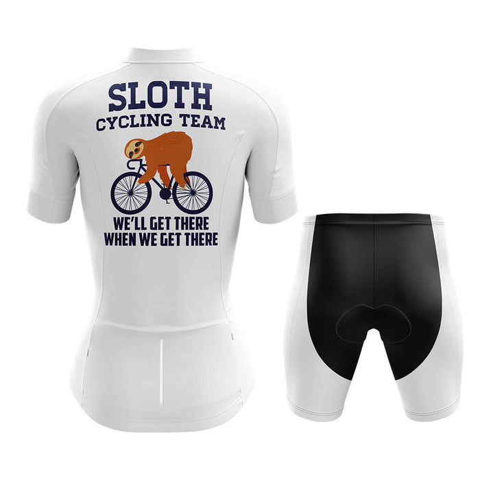 Sloth Cycling Team - Women - Global Cycling Gear