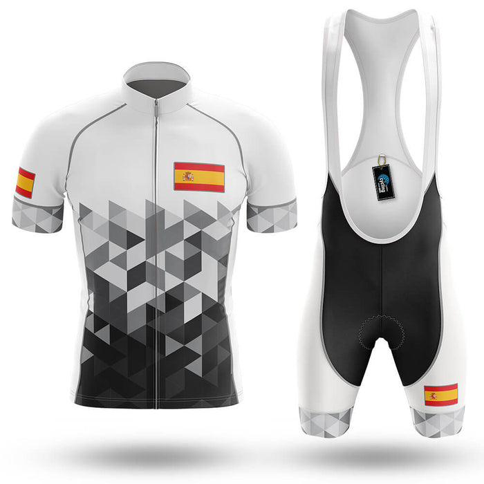 Spain V20s - Men's Cycling Kit - Global Cycling Gear
