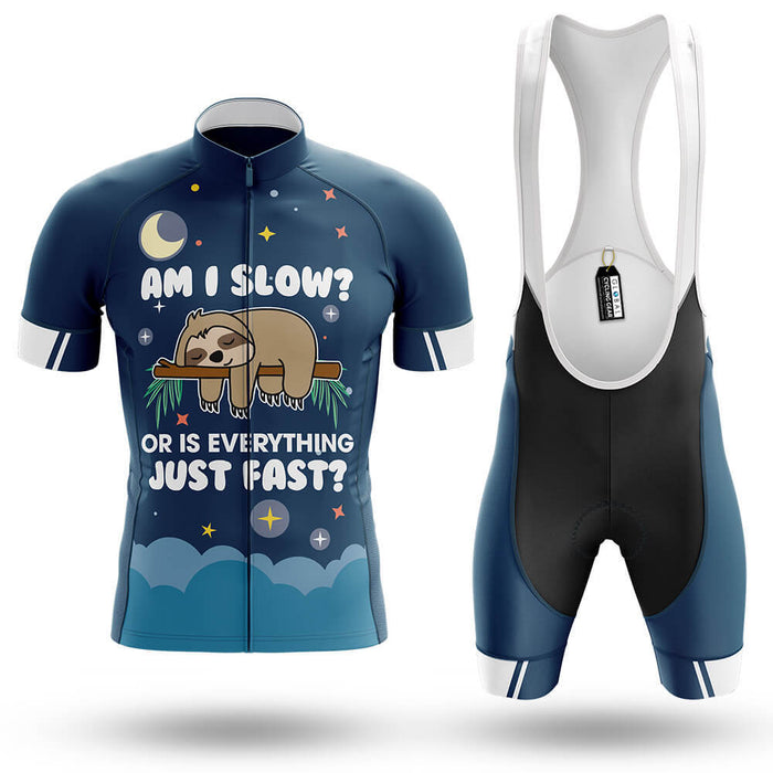 Am I Slow? -  Cycling Kit - Global Cycling Gear