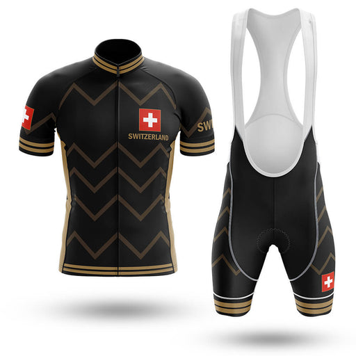 Switzerland V17 - Men's Cycling Kit - Global Cycling Gear