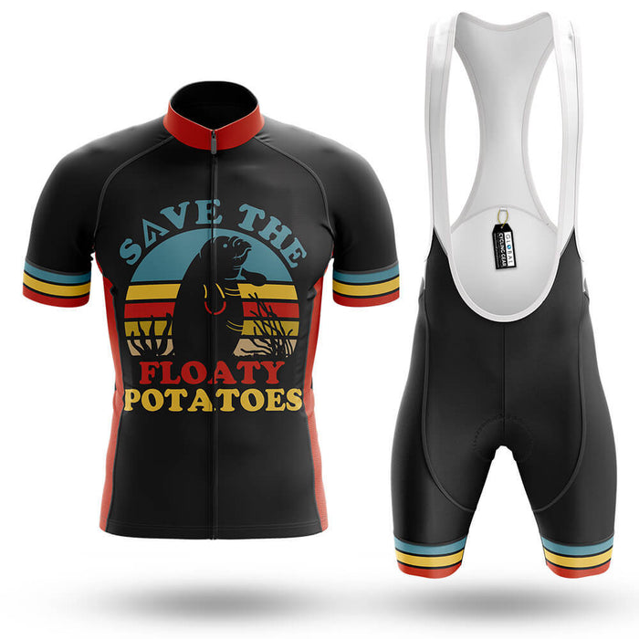 The Floaty Potatoes V2 - Men's Cycling Kit - Global Cycling Gear
