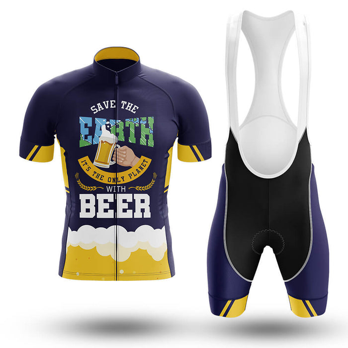 The Earth - Men's Cycling Kit - Global Cycling Gear