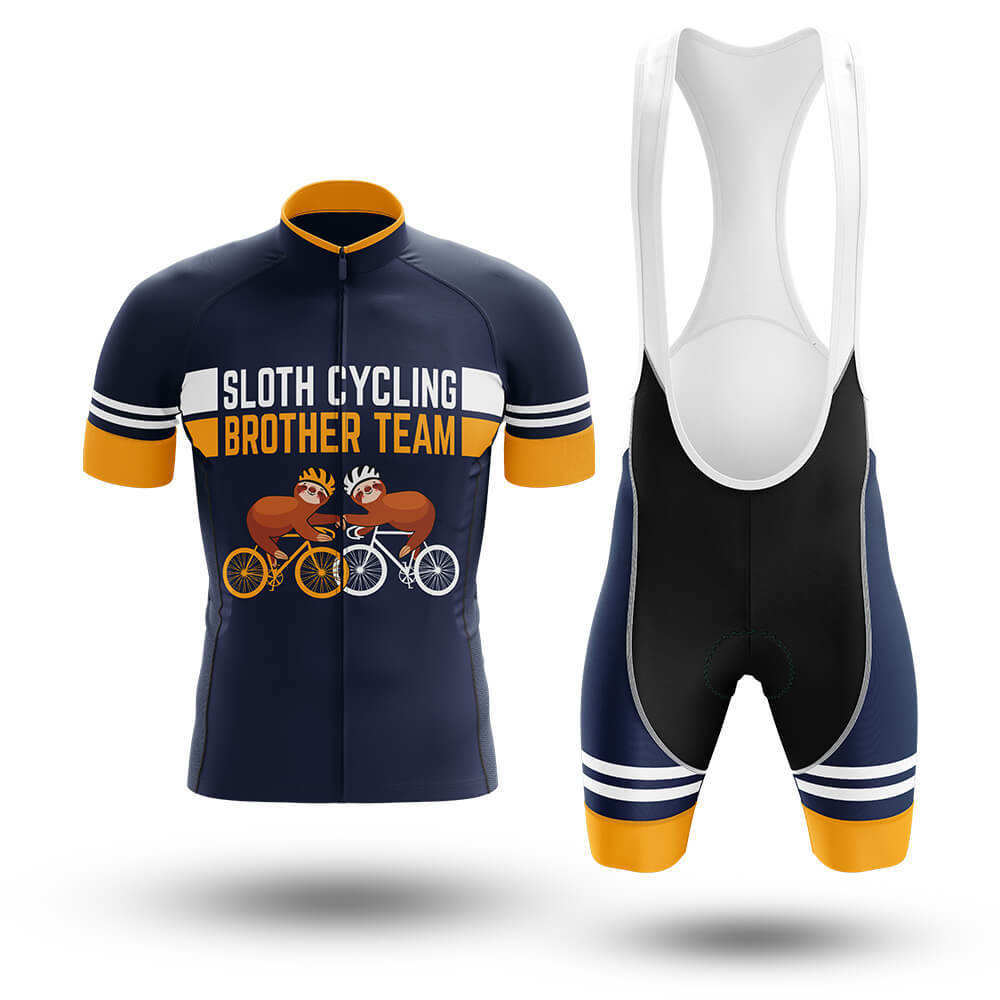 Sloth Cycling Brother Team - Global Cycling Gear