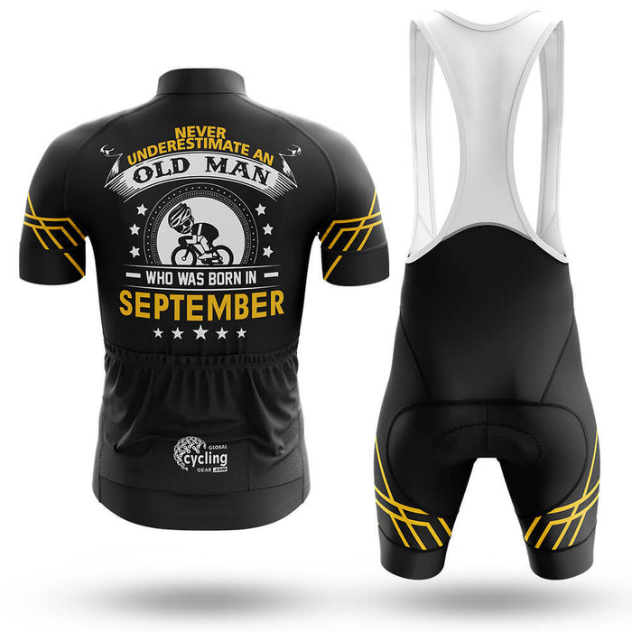 September - Men's Cycling Kit