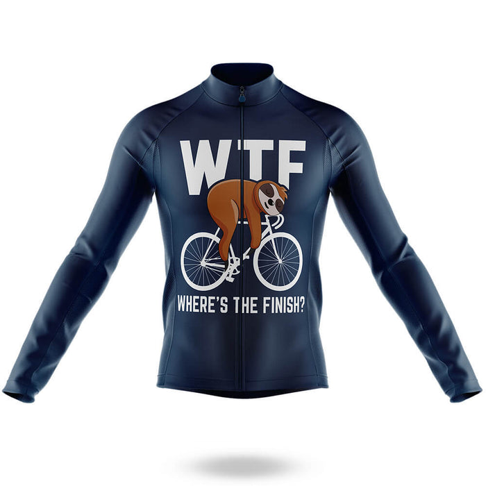 WTF V2 - Men's Cycling Kit