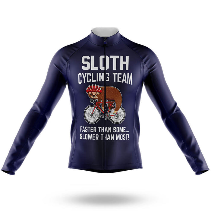 Sloth Cycling Team V10 - Men's Cycling Kit - Global Cycling Gear