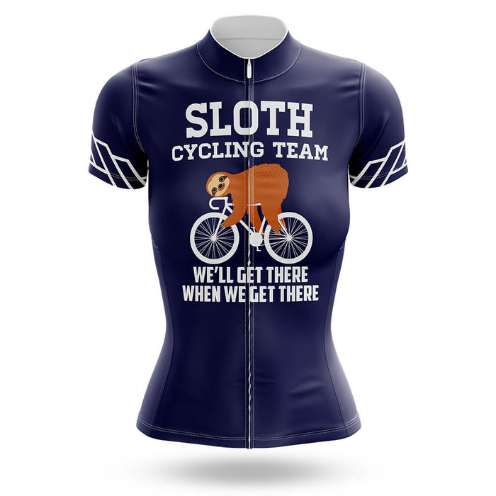 Sloth Cycling Team - Women V2 - Global Cycling Gear