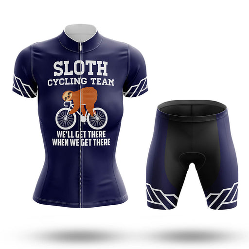 Sloth Team - Women V2 - Cycling Kit