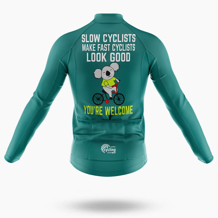Slow Cyclist V2 - Men's Cycling Kit