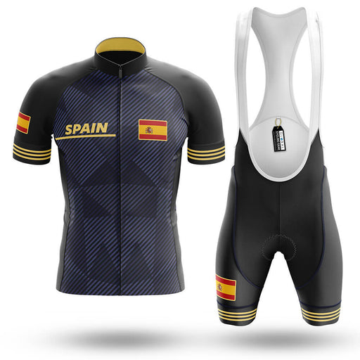 Spain S2 - Men's Cycling Kit - Global Cycling Gear