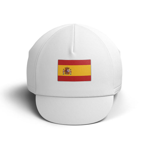 Spain Cycling Cap V4 - Global Cycling Gear
