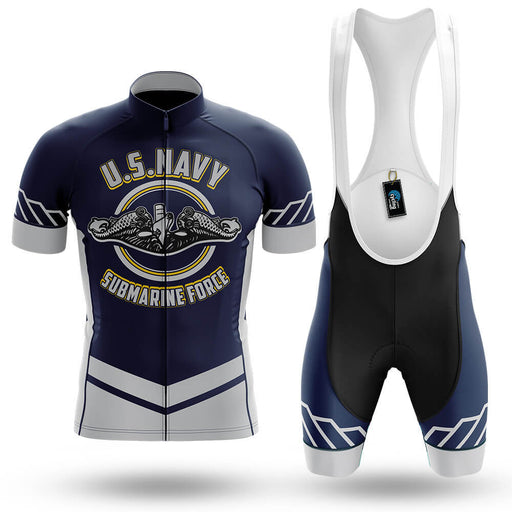 U.S. Navy Submarine Force V2 - Men's Cycling Kit