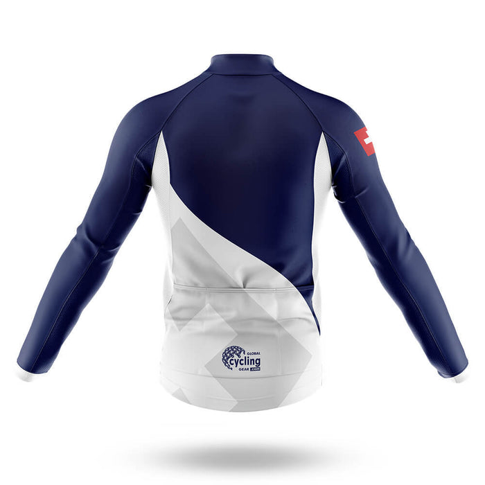 Switzerland S4 - Men's Cycling Kit - Global Cycling Gear