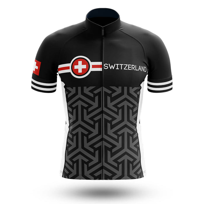 Switzerland V18 - Men's Cycling Kit - Global Cycling Gear