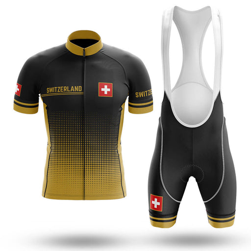 Switzerland V20 - Men's Cycling Kit - Global Cycling Gear