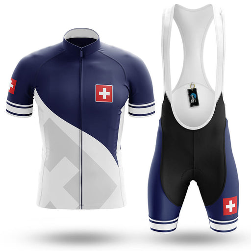 Switzerland S4 - Men's Cycling Kit
