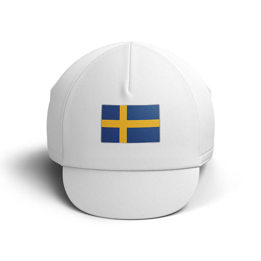 Sweden Cycling Cap V4 - Global Cycling Gear