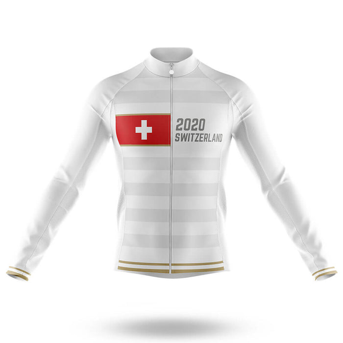 Switzerland 2020 - Men's Cycling Kit - Global Cycling Gear