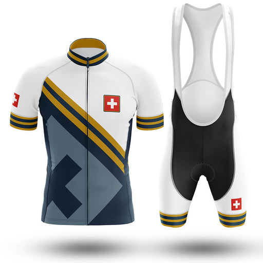 Switzerland V15 - Men's Cycling Kit - Global Cycling Gear