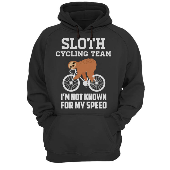 Sloth Cycling Team V13 - Hoodie