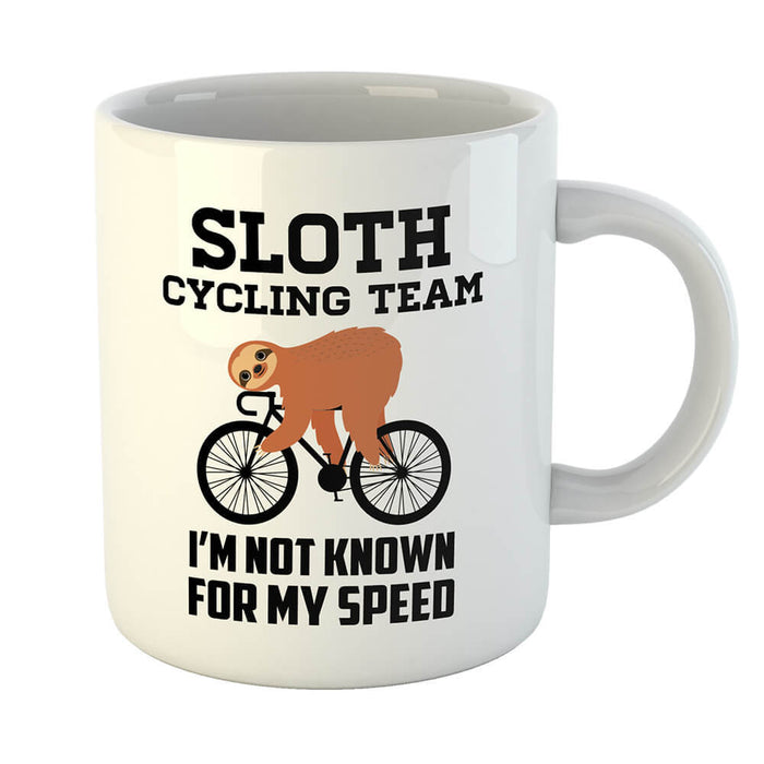Sloth Cycling Team V13 Mug