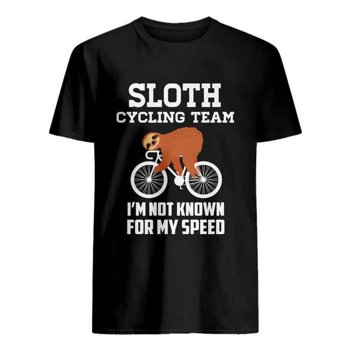 Sloth Cycling Team V13 T-Shirt
