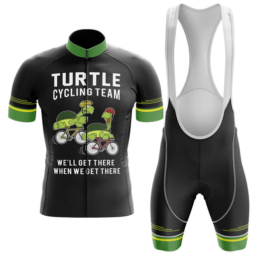 Turtle Cycling Team V2 - Global Cycling Gear